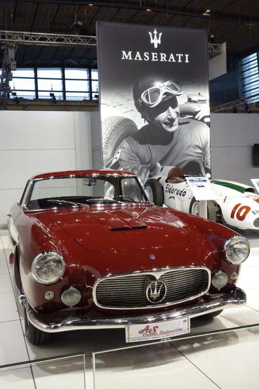 Maserati 3500GT pare-chocs_bumpers_paraurti