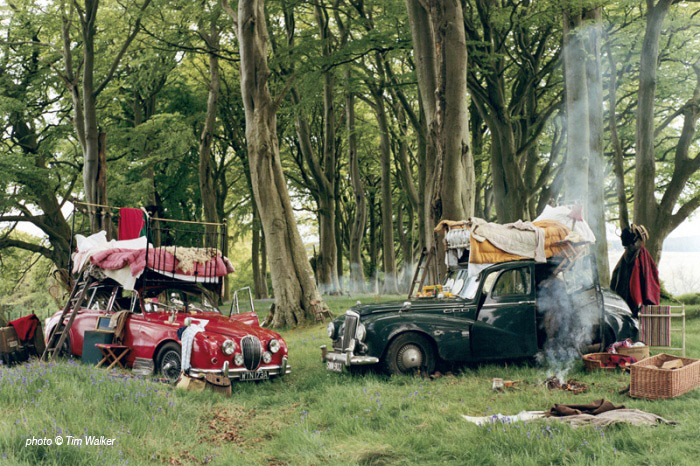 vacances classic parechocs photo Tim Walker
